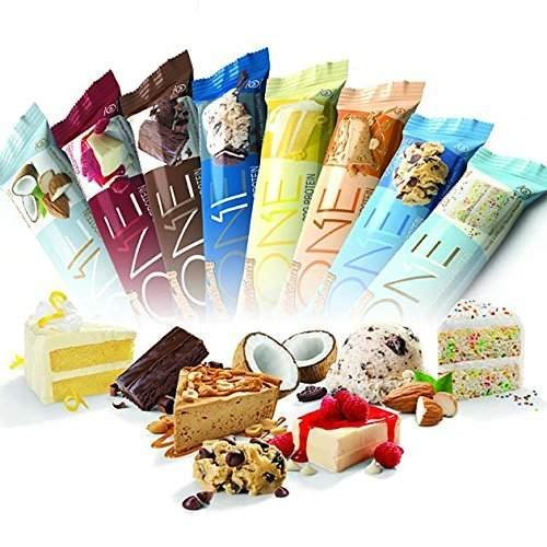Oh Yeah! One Protein Bars Variety Pack, 12 Bars, Mixed Flavors - PICK YOUR FLAVORS!! Best Tasting Protein Bars, Superior to Quest Bars. NEW Flavor Chocolate Birthday cake available!!! by OhYeah! - High Protein Bar Chocolate Peanut Butter