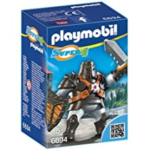 Playmobil - 6694 - Super4 - Colosse Noir