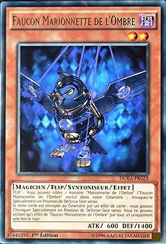 carte YU-GI-OH DUEA-FR023 Faucon Marionnette De L'ombre NEUF FR