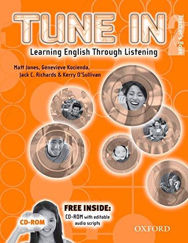 Tune In 2: Teacher's Book - 9780194471114