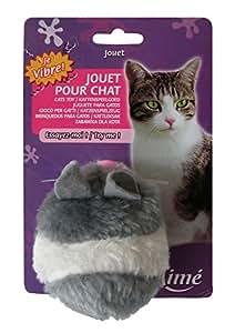 AIME Jouet Souris Vibreur pour Chat