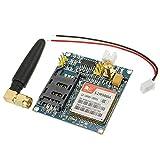 SIM900A MINI V4.0 Drahtloses Datenübertragungsmodul GSM GPRS Karte Satz Mit Antenne