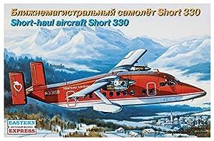 """Eastern Express ? Modelo de plástico 14488 """"330 Aviones Cortos Haul Aircraft"""