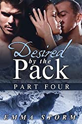 Desired by the Pack: Part Four: BBW Paranormal Romance (Peace River Guardians Book 4) (English Edition)