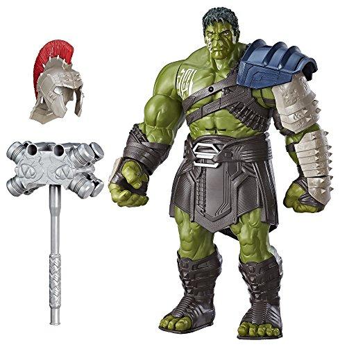 Hasbro Avengers B9971EU4 - Interaktiver Titan Hero Hulk, (Hulk Lego Kostüm)