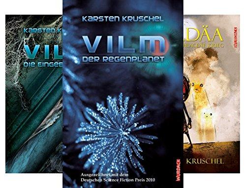 Vilm (Reihe in 5 Bänden)