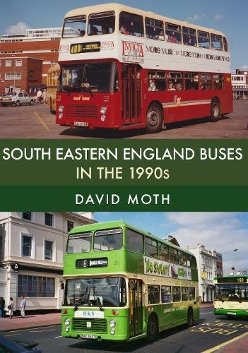 South Eastern England Buses in the 1990s