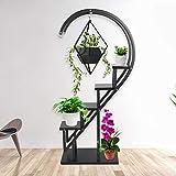 Support à plantes à étages, porte-pots de plantes Support de...
