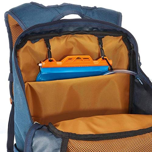 Best decathlon backpack in India 2020 QUECHUA NH500 20-L Hiking Backpack - Blue Image 5