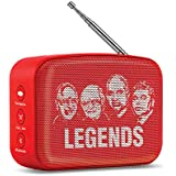 Saregama Carvaan Mini Tamil SCM02 Bluetooth Speaker (Sunset Red)