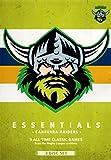 Nrl: Essentials Canberra Raiders (3 Dvd) [Edizione: Australia] [Import italien]