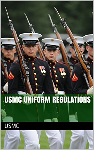 USMC Uniform Regulations (English Edition)