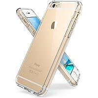 Ringke [Fusion] Funda para iPhone 6S/6 Transparente al Dorso con Tecnologia para Proteccion a la Caida, Transparente