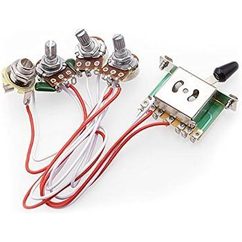 Amazing Electric Guitar Wiring Harness Kits For Strat Style Guitar Wiring Cloud Intapioscosaoduqqnet
