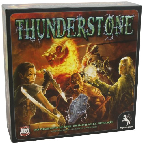 Pegasus Spiele 51048G - Confezione vuota per gioco Thunderstone