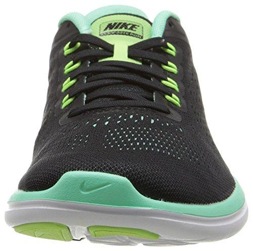 Nike 830751-009, Sneakers trail-running femme Noir