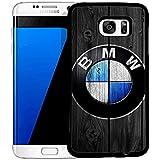 Samsung S7 Edge Étui pour téléphone BMW Brand Samsung Galaxy S7 Edge Coque Case BMW Peau Coque Case for Galaxy S7 Edge BMW