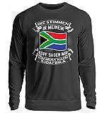 Chorchester Für alle, die Südafrika lieben! - Unisex Pullover