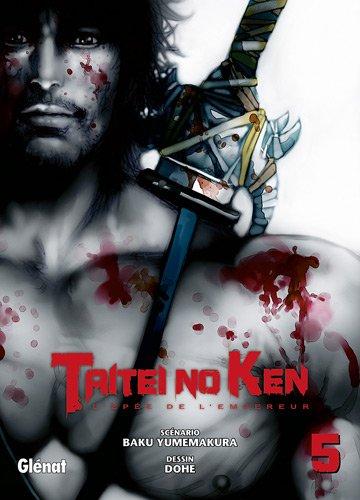 Taitei no Ken - Lpe de lempereur Vol.5