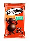 Conguitos - Cioccolato Fondente - Arachidi Arrostite Ricoperte Di Cioccolato Fondente 1000 gr