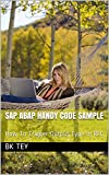 SAP Abap Handy Code Sample: How To Trigger Output Type In RFC (English Edition)