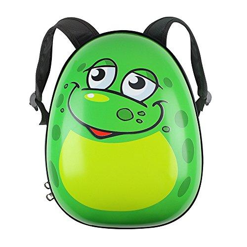 eBuyGB , Zainetto per bambini  verde Frog small