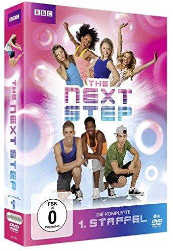 The Next Step - Die komplette 1. Staffel [6 DVDs]