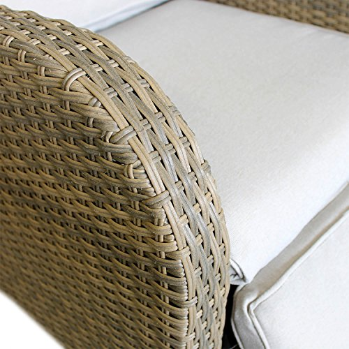 Poly Rattan Relaxsessel - 5