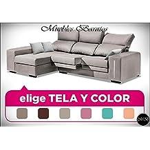 Sofas rinconera chaise longue salon sofa chaiselongue cheslong cheslon ref-85