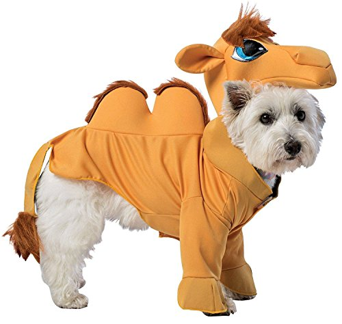 Kamel-Kostüm für Hund (Kostüme Pet Camel)