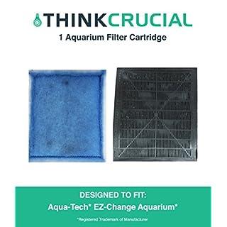 1 Aqua-Tech EZ-Change #3 Aquarium Filter Cartridge Replacement