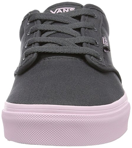 Vans Mädchen My Atwood Sneakers Grau (Canvas)