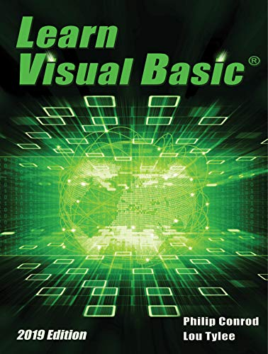 Learn Visual Basic : 2019 Edition (English Edition)