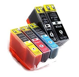 5x Tintenpatronen mit Chip CLI-526/PGI-525 kompatibel für Canon Pixma IP4950 IP4850 MG5340 MG5250 MG5350 MG6250 MG8120 MG8240 MG6150 MG8250 MG5150 MG6120 MG5200 MG8150 MX885 MX715 MX884 MX895 IX6550 (B004WBA9HW) | Amazon price tracker / tracking, Amazon price history charts, Amazon price watches, Amazon price drop alerts