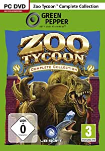 Zoo Tycoon Complete, Green Pepper