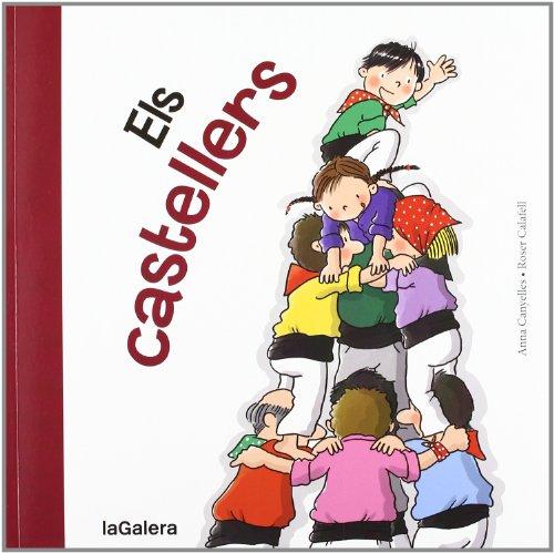 Portada del libro Els Castellers (Tradicions)