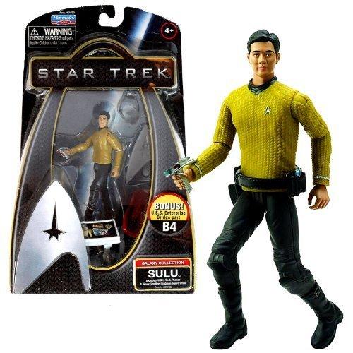 playmates-year-2009-star-trek-star-trek-movie-series-galaxy-collection-4-inch-tall-action-figure-fig
