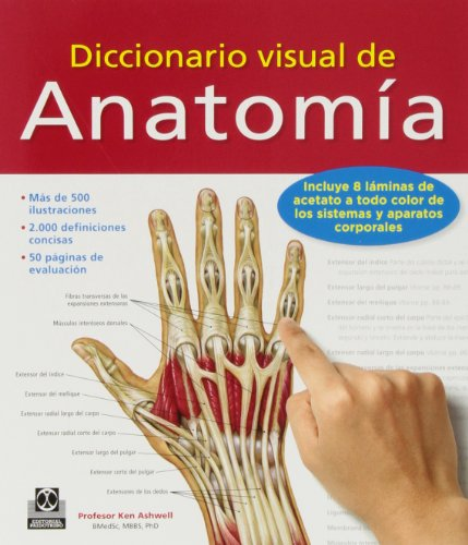 Diccionario Visual De Anatomía (Medicina)