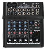 mixer SOUNDSATION NEOMIX 202FX 4 canali 8 input effetti