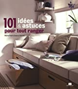 101 idées pour tout ranger