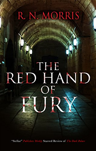 Red Hand of Fury, The: A pre-World War One historical mystery (A Silas Quinn Mystery) by [Morris, R.N.]