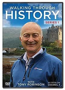 Walking Through History Series 1 [Edizione: Regno Unito] [Edizione: Regno Unito]