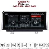 Android 7.1 PX3 2GB RAM 32GB ROM GPS USB SD WI-FI DAB+ OBD2 TMPS Bluetooth Navigationssystem BMW 1er F20/F21 BMW 2er F22/F23/F45 2013 2014 2015 2016 Original NBT