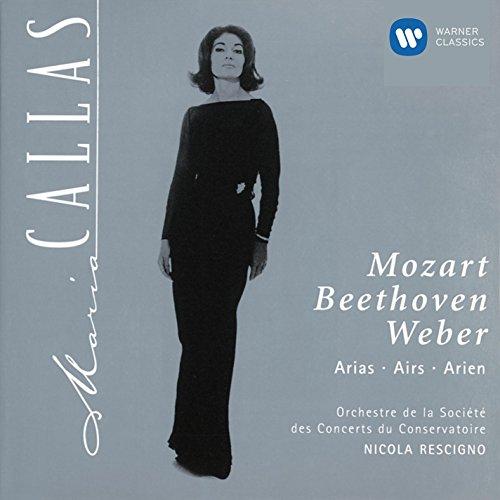 Maria Callas - Mozart, Beethov...