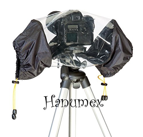 Hanumex GOOD QUALITY Camera Rain cover for Slr and Dslr Cameras