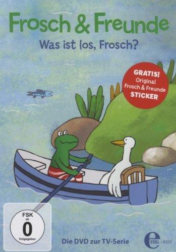 Was ist los, Frosch?