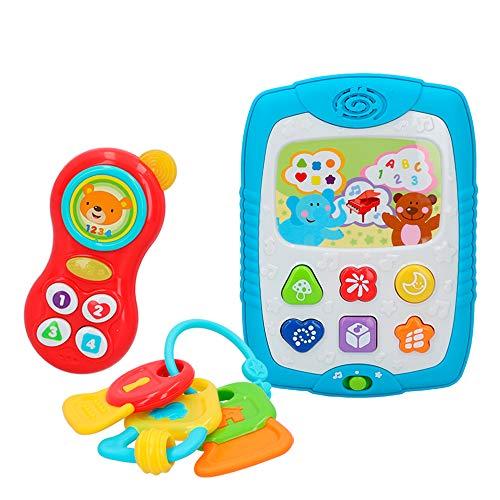Winfun - Set tablet accesorios bebés 46329