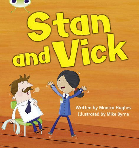 Stan and Vick: Alphablocks