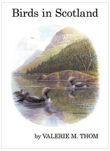 Birds in Scotland (Poyser Monographs)