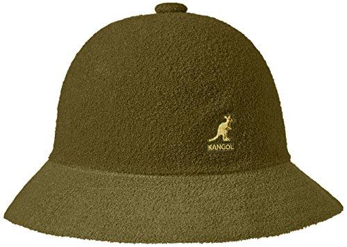 Kangol Unisex Fischerhüte Bermuda Casual Green (laurel)